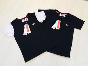 72e8a455c731 Camiseta Lacostes Original Bebe no Mercado Livre Brasil