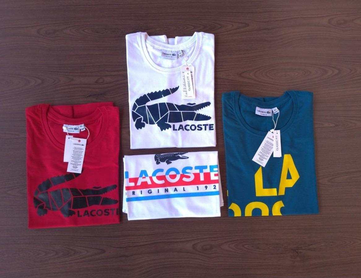 10 camisas lacoste estampadas promoção com frete gratis. Carregando zoom. 4a41a5c09f