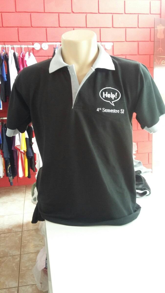e58b665c46137 10 camisas pólo bordada uniformes. Carregando zoom.