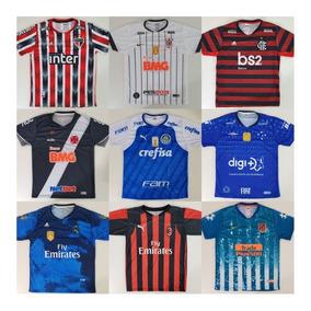 ceb3de891a Camisa Time - Camisas de Futebol com Ofertas Incríveis no Mercado Livre  Brasil