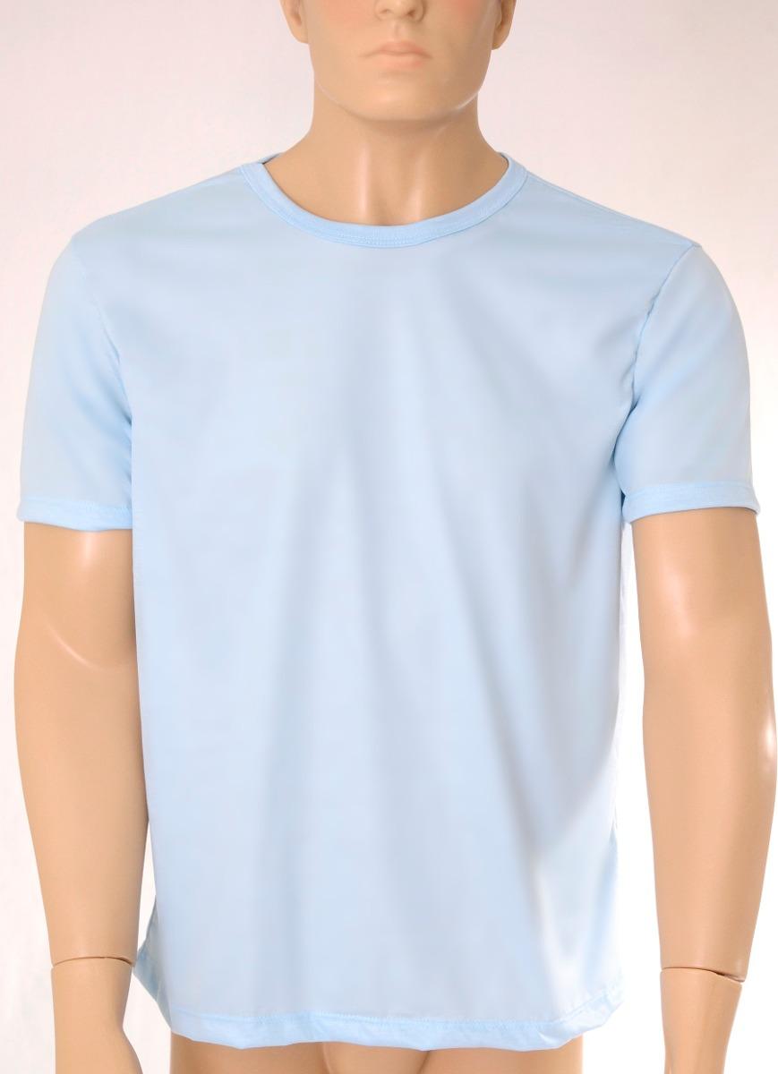 10 camisetas 100% poliéster azul claro sublimação atacado. Carregando zoom. 8fbbfa7b7b455
