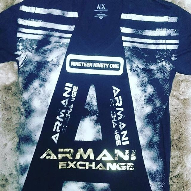 425b8669b3f 10 Camisetas Armani Exchange 100% Original + Frete Grátis - R  699 ...