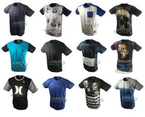 bfd5d8d1c5 Camisetas Surf Varias Marcas A - Camisetas Masculino no Mercado Livre Brasil
