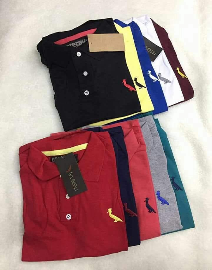 c24a4e5680 10 Camisetas Gola Polo