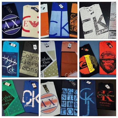 10 camisetas masculina camisas blusas atacado baratas