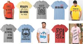 fe9ec9d0ec Fabrica Camisetas Tng Fornecedor - Camisetas Manga Curta para ...