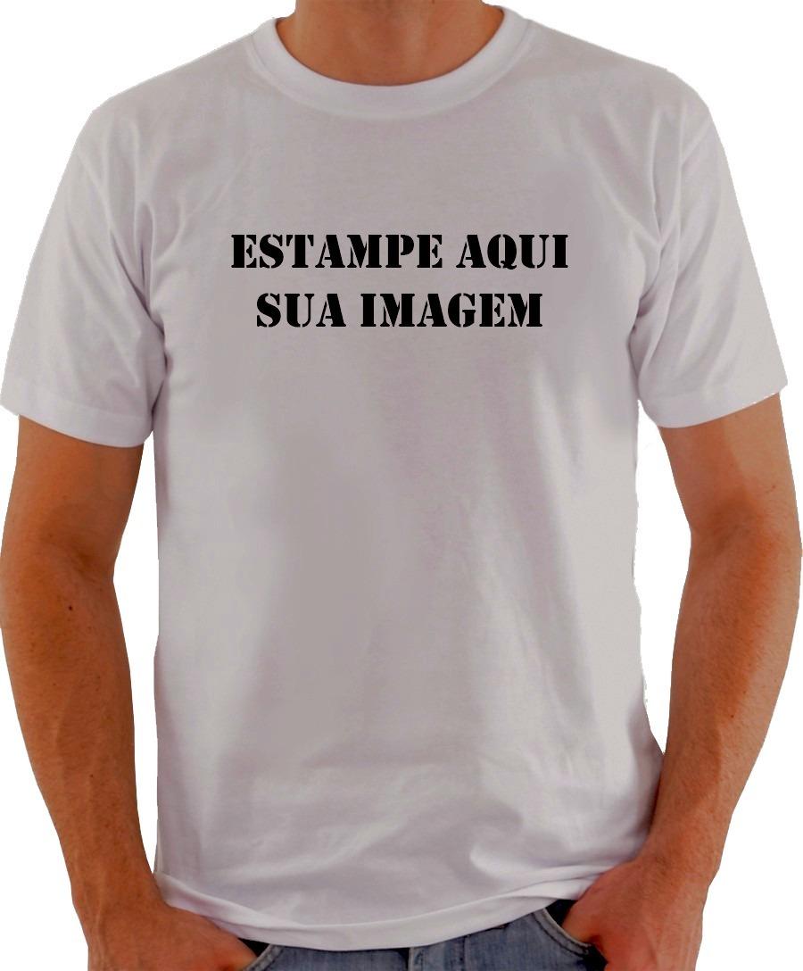 10 camisetas personalizadas com sua estampa. Carregando zoom. a9baaa71d19f0