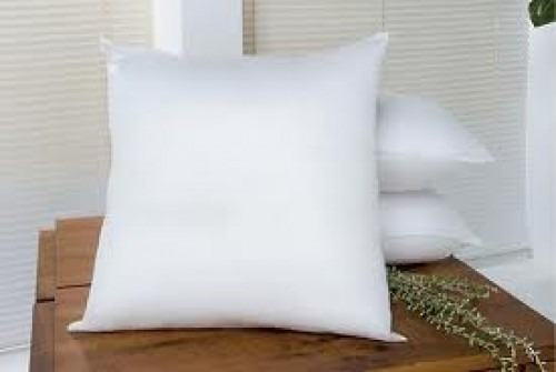 10 capas almofadas para sublimação + enchimento 40x40