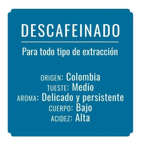 10 cápsulas café descafeinado - compatibles nespresso®