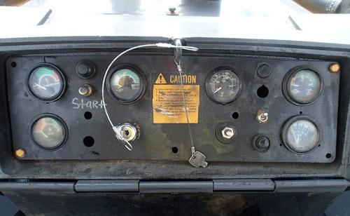 10) cargador frontal sobre orugas john deere 855