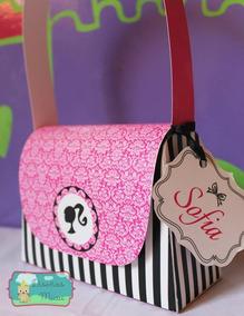 11ac31533 Souvenirs Cumpleaños Barbie Carteritas Con en Mercado Libre Argentina