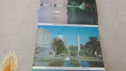 10 cartões postais do rs da década de 70