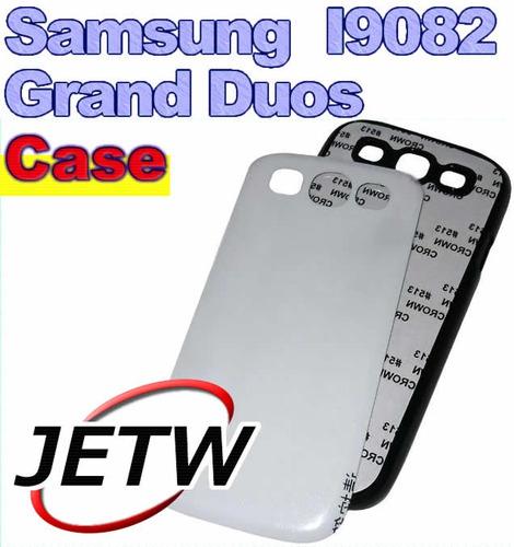 10 case samsung i9082 grand duos resinada p/sublimação