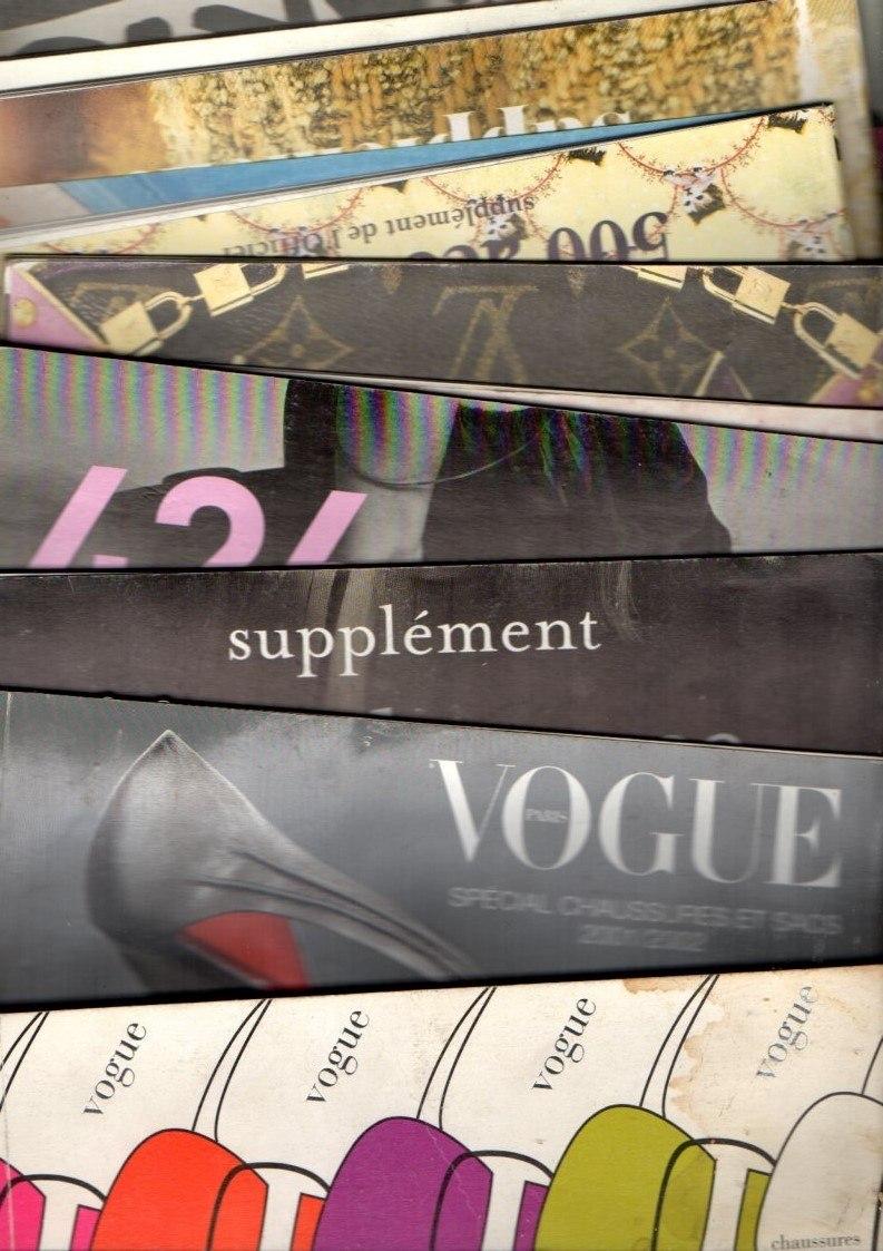 10 780 L´officiel Etc Zapatos 00 Vogue Catálogos Femeninos qFqU7