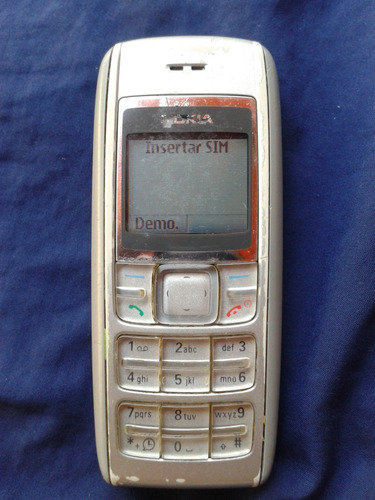 10$ celular basico modelo nokia 1600 digitel con cargador