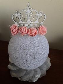 Coronas Para Decorar Cumpleanos.12 Centro Corona Princesa 15 Anos Boda Cumpleanos