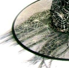 10 Chapéu De Bruxa Estilo Halloween Para Festas (3380) - R  45 8ccbbea2352