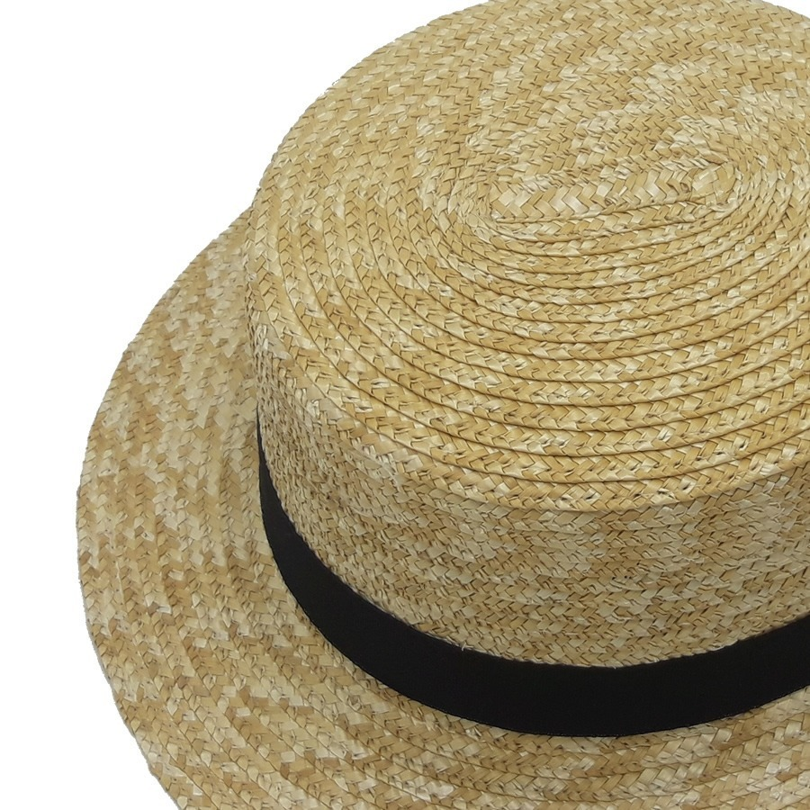 10 chapéu em palha modelo palheta aba 6 cm preço de atacado. Carregando  zoom. 5677ef83397