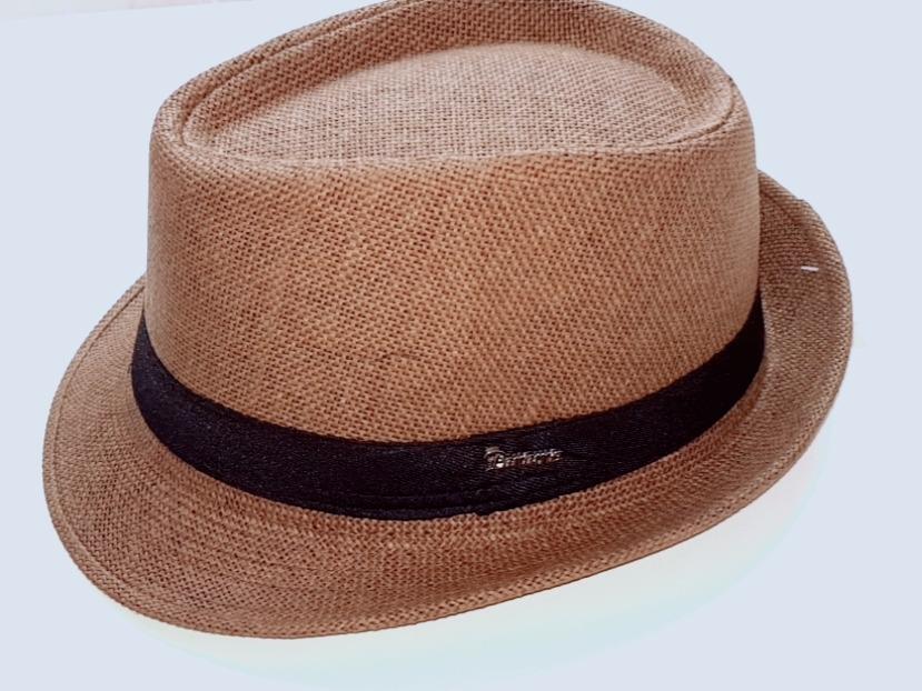 10 chapéu estilo panamá malandrinho social clássico (unisex). Carregando  zoom. b1946fd41f0