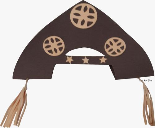 10 chapéu festa junina s joão eva lampião cangacero infantil