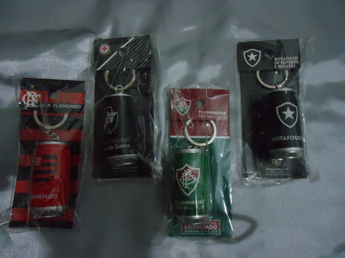 d8f6fd5b2d 10 Chaveiro Lata Flamengo
