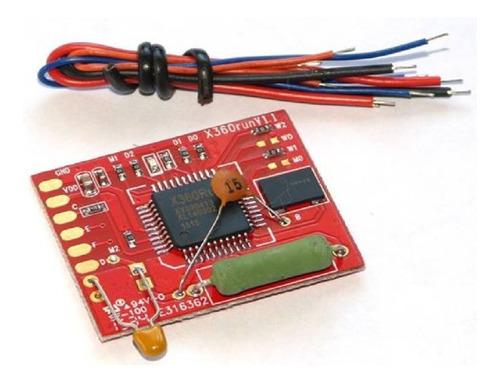 10 chip rgh x360run 1.1 para xbox 360