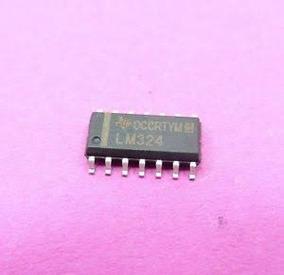 Circuito Operacional : Ci lm amplificador operacional quad circuitos integrados no