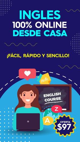 10 clases de ingles gratuitas!! aprende ingles desde casa!!