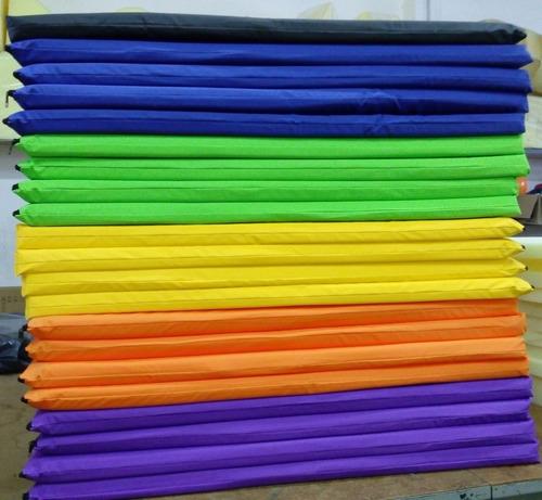 10 colchoneta gimnasia 1 x 0.40x 3cm oferta