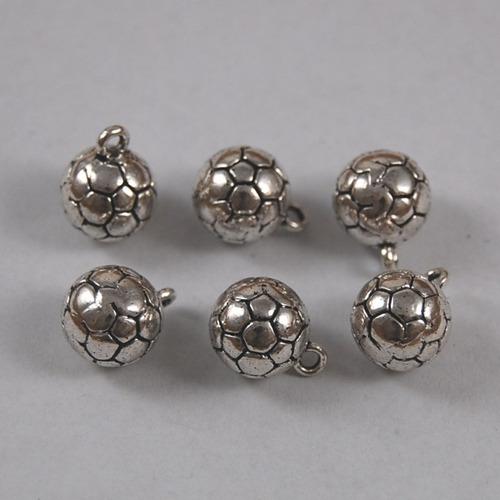 10 colgantes de plata antigua para hacer joyas y manualidade