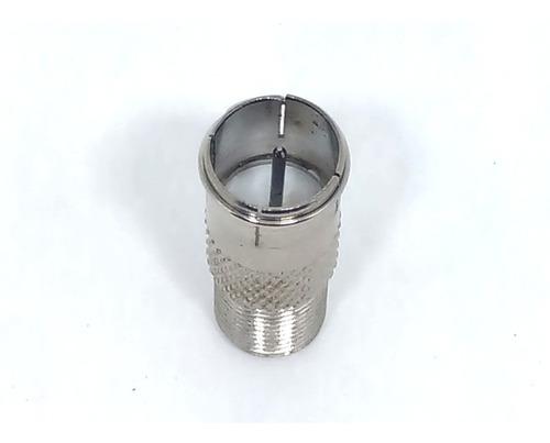 10 conector adaptador emenda f fêmea x engate rápido rg6