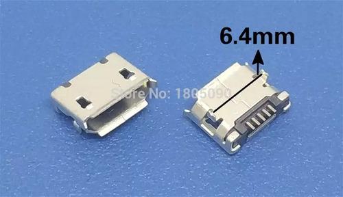 10 conectores de carga micro usb tablet hello kids