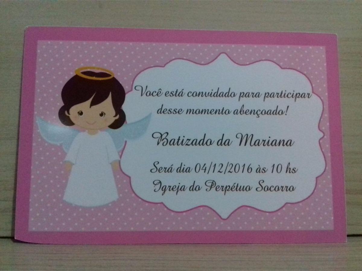 10 convites personalizados batizado menina r 1000 em mercado livre 10 convites personalizados batizado menina carregando zoom altavistaventures Gallery