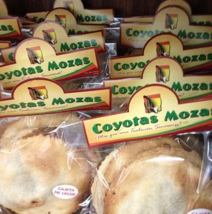 Coyotas Mozas