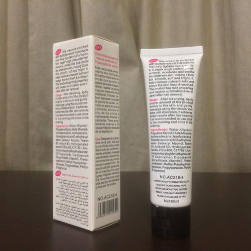 10 crema blanqueadora colágeno y leche aichun beauty 50ml