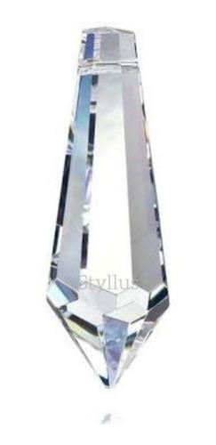 10 cristais asfour pirulito de 3,8 cm para lustres
