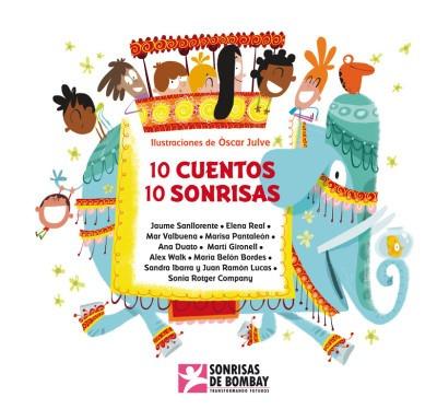 10 cuentos, 10 sonrisas(libro infantil)