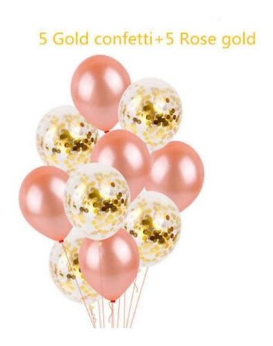 10 decorativos globos para todos los eventos