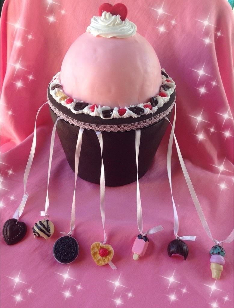 dijes cintas anillo de regalo aos cumpleaos