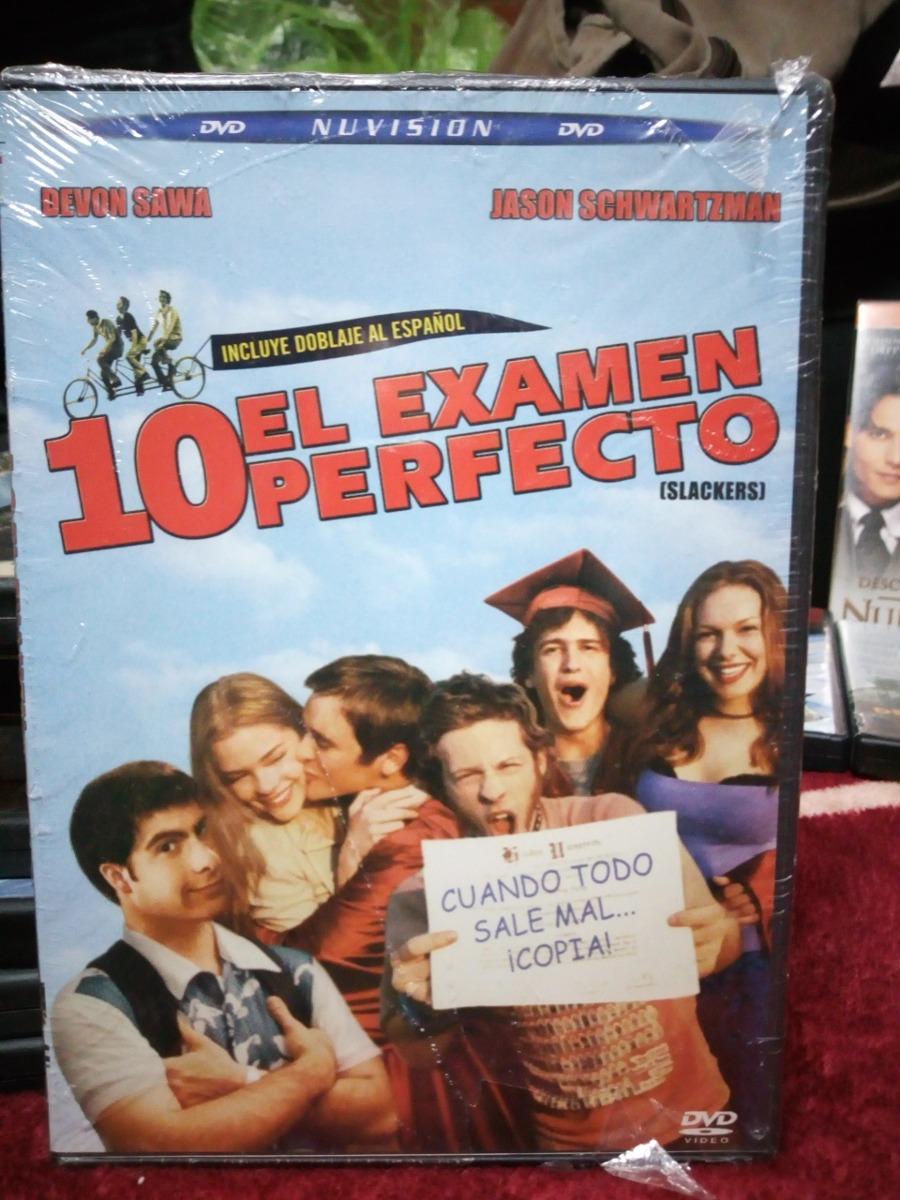 26cfdadb4082 10 El Examen Perfecto. Película En Dvd