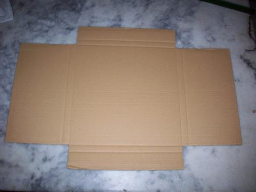 10 embalagem, caixa de papelão para discos, vinil, até 7 lps