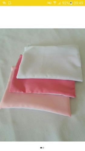10 estojos de tecido oxford para  p/  sublimação  20/15