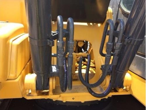 10) excavadora hidraulica john deere 200 clc 2007