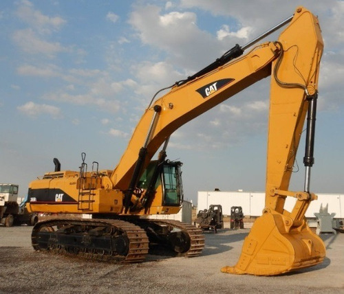 10) excavadora usada caterpillar 365b