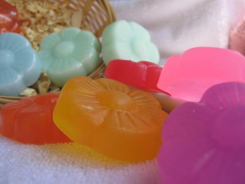 10 exclusivos souvenirs utiles en jabon artesanal