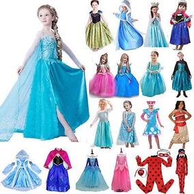 5363a04cd1 Fantasia Infantil Feminina Princesas - Fantasias para Meninas no ...