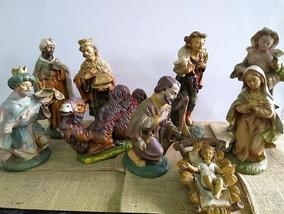 c81ee1f1b39 Figuras Para Pesebre De Plastico Grandes - Adornos Navideños en ...