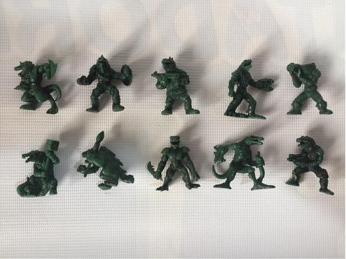 10 figuras yogo premio invasores batalla del fin usados