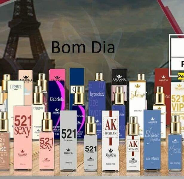 597808ae20f 10 Frasco 15 Ml Perfumes Importado Contratipo - R  180