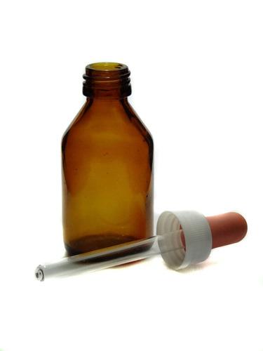 10 frasco 30 cc/ml colirio ambar con gotero tetilla de goma